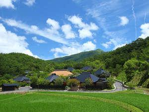 山みず木別邸 深山山荘:夏の深山山荘