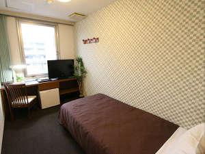 ホテルリブマックス東京木場:シングルルーム♪
