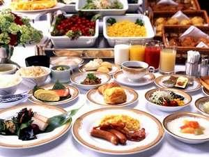 今治国際ホテル:朝食(イメージ)