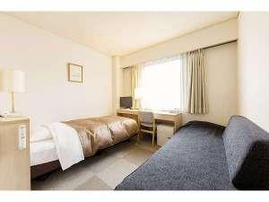 新宿ニューシティホテル:シングルルーム(スタンダード)14平米