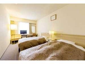 新宿ニューシティホテル:ツインルーム(スタンダード)17平米