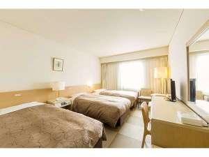 新宿ニューシティホテル:トリプルルーム(スタンダード)21平米
