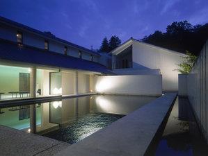 1350坪の日本庭園の宿 尚玄山荘の写真