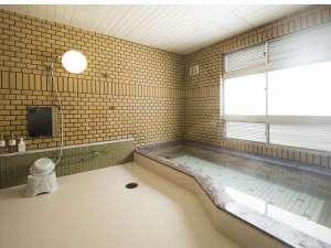 ホテルやまこ:大浴場で一日の疲れを癒やしてください。