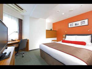 ホテルマイステイズ蒲田:【スタンダードクイーン】WiFi完備、18㎡、160cm幅のクイーンサイズベッド