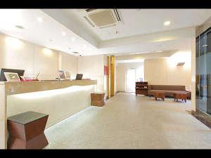 ホテルマイステイズ蒲田:フロントカウンター