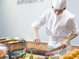 斑尾東急リゾート ホテルタングラム:◆夕食バイキングは和洋中約40種類*イメージ