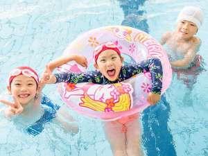 斑尾東急リゾート ホテルタングラム:◆室内プールもあります♪スイムキャップをお持ちください!
