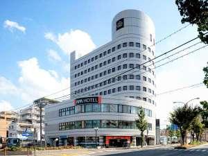 アパホテル<びわ湖 瀬田駅前>2019年10月3日グランドオープンの写真