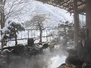伍楼閣:雪を眺める赤城の湯