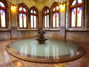 歴史の宿 金具屋:浪漫風呂