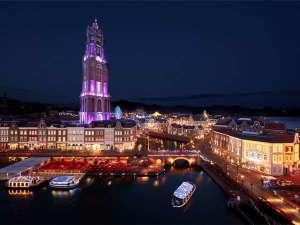 フォレストヴィラ 【ハウステンボス ザ・スリーホテルズ】:365夜、光きらめく『光の街』