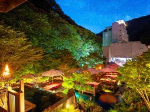 自家源泉の宿 原瀧の写真