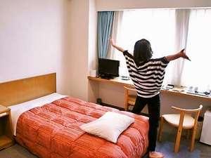 ビジネスホテル クレ:いいお部屋だ~♪ 自分だけの時間を愉しむ・・・。