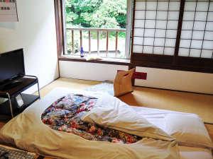 千二百年の湯めぐり 大沢温泉 賢治ゆかりの自炊部「湯治屋」 :和室 昔ながらの湯治をお楽しみください