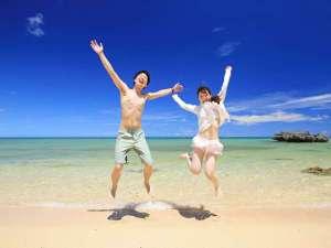Seven Colors 石垣島(セブンカラーズ石垣島):ホテル周辺は7色に輝く絶景の美ら海ビーチ!! インスタ映えする写真がいっぱい撮れますよ~♪