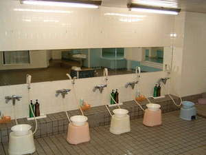 ホテル宗谷:無料男性専用お風呂15:00~25:00 5:00~9:30
