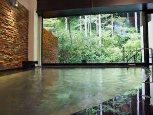 """小田急山のホテル:""""美肌の湯""""の名にふさわしいしっとりとしたアルカリ性単純泉のつつじの湯"""