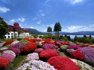 岩崎男爵の別邸を譲り受け、開業70余年のクラシカル・リゾートホテル