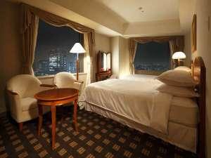 横浜ベイシェラトンホテル&タワーズ:☆ラグジュアリーパノラマベイブリッジビューツイン(一例)