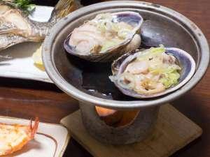 民宿オサキ:*【お料理】美味しさの詰まった一品