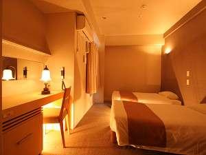 プチホテル京都:2名様でのご利用時のイメージ☆楽しい旅を満喫ください。