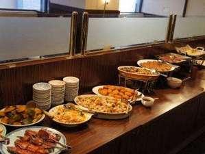 ホテルブライトイン盛岡:ご朝食は和・洋食のバイキングです。                 営業時間7:00~9:30(LO9:00)