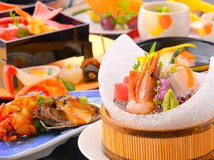 古都奈良の宿 飛鳥荘:四季折々、旬の厳選食材を盛り込む