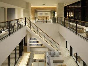 ホテルローカス / Hotel Locus:◆ホテルロビーフロア