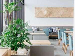 ホテルローカス / Hotel Locus:◆レストラン・ローカステーブル