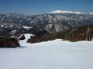 ウッディ・もっく:車で5分の野麦峠スキー場。絶景が楽しめます。