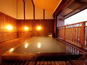 蔵王温泉 松金や -MATSUKANEYA ANNEX-:【眺望風呂】強酸性硫黄泉「源泉かけ流しの湯」