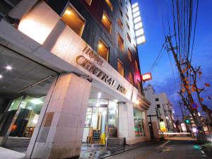 ホテルセントラルイン 夕食&朝食が無料サービス!の写真
