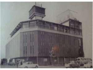 1963年2代目ホテルはとや