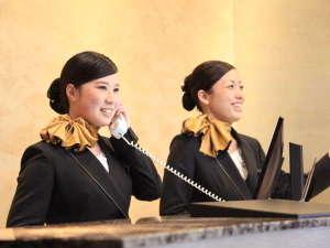 リッチモンドホテルプレミア東京押上:内線9番がフロント直通番号です。ご用の際はお気軽にご連絡くださいませ。