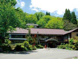 蔦温泉旅館の写真