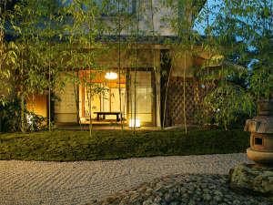萩城三ノ丸 北門屋敷:【貴賓室「桂月」】平成5年、皇太子殿下・雅子妃殿下ご宿泊の栄に浴しました。