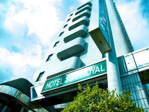 ホテル サンロイヤル宇都宮の写真