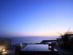 星降る露天とかにまぶし 豊洋荘の写真