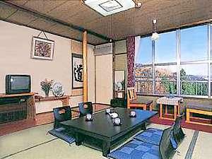 6畳和室(ツイン)(素泊まりプラン)