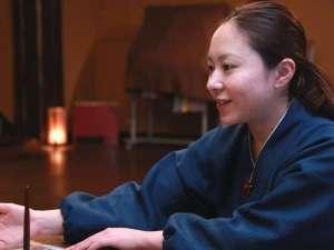 天空の湯 なかや旅館:☆クチコミランキング「おもてなし部門東日本一」連続受賞のキャストはこんな感じデス♪