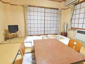 温湯温泉 三浦屋旅館:*客室一例/ゆったりとした和室。