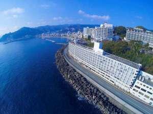 全室オーシャンビューのリゾートホテル リゾーピア熱海の写真