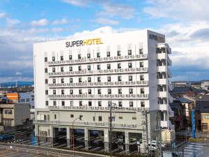 スーパーホテル富山・射水 外観