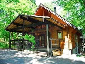 コテージ蒜山の森~全棟に屋根付BBQデッキの写真