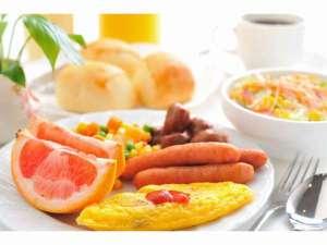 八王子スカイホテル:バイキング朝食(6:30~8:30)和・洋どちらでも、お好きな方を、お好きなだけ・・・