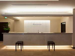 ダイワロイネットホテル大分:2階フロントレセプション
