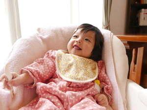 赤ちゃん・チビッコ大歓迎!  ペンション トロールの森:赤ちゃんチビッコ大歓迎!