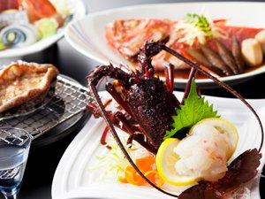 ホテル伊豆急:夕食一例