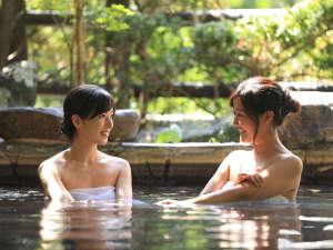 花巻温泉ホテル紅葉館(こうようかん):四季の移ろいを肌で感じられる露天風呂。ゆったり温泉をお楽しみください。